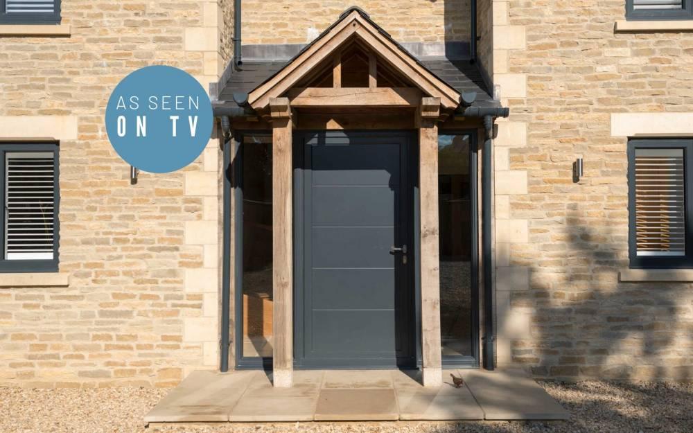 Origin Aluminium Doors