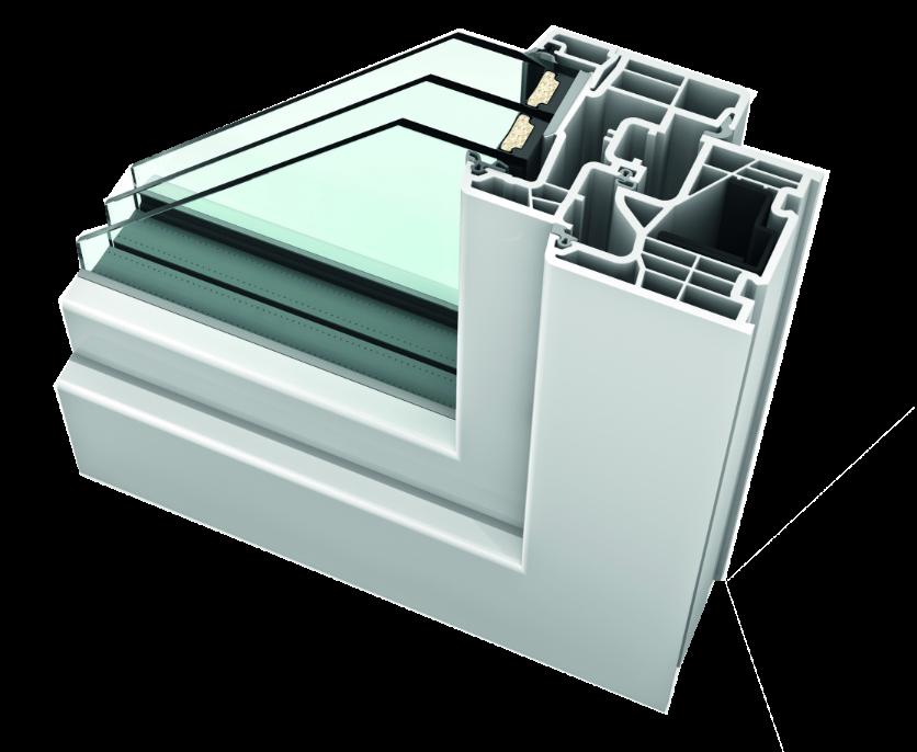 internorm home soft KF 310 uPVC