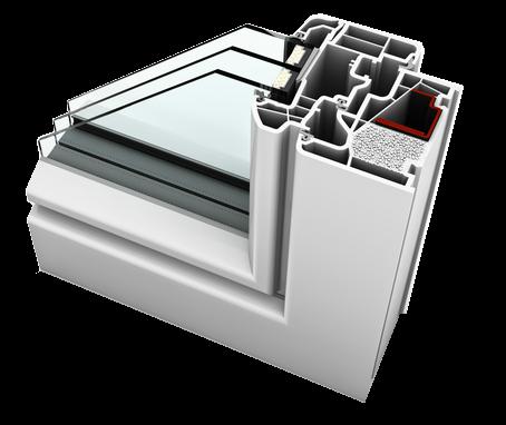 internorm Ambiente KF 410 uPVC