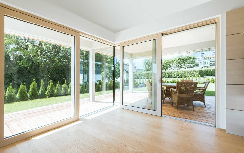 internorm High Performance Lift and Slide Doors