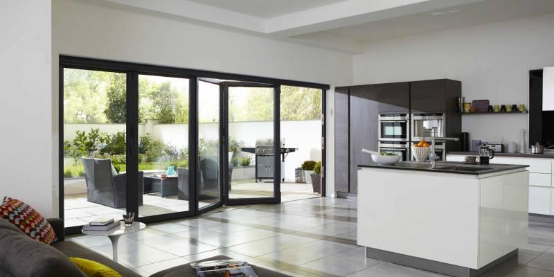 Origin Aluminium Bifold Doors