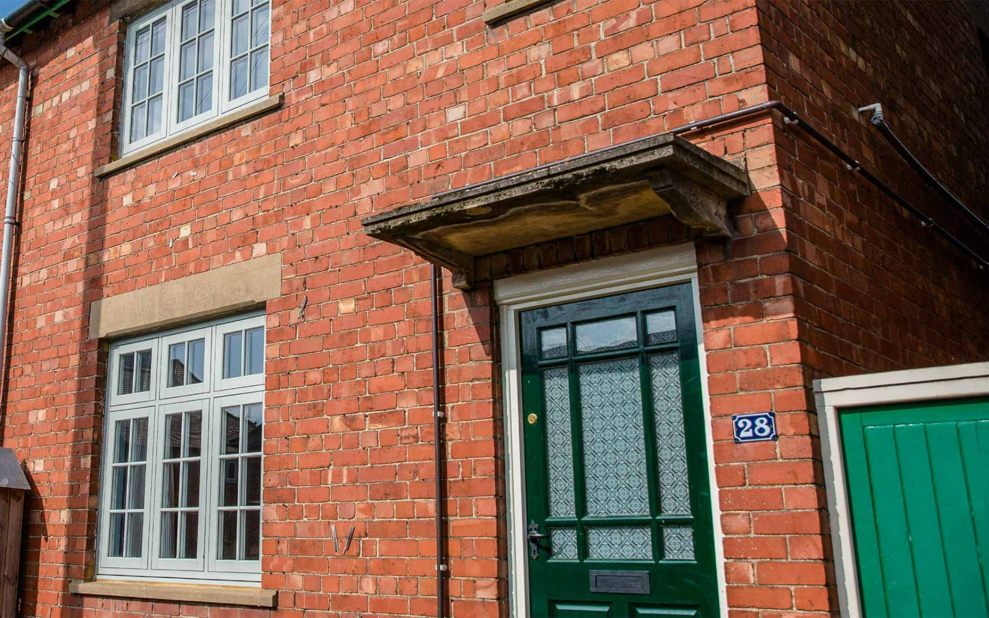 Timber alternative windows – Banbury