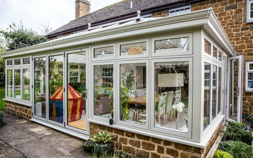 Timber Alternative conservatory – Banbury
