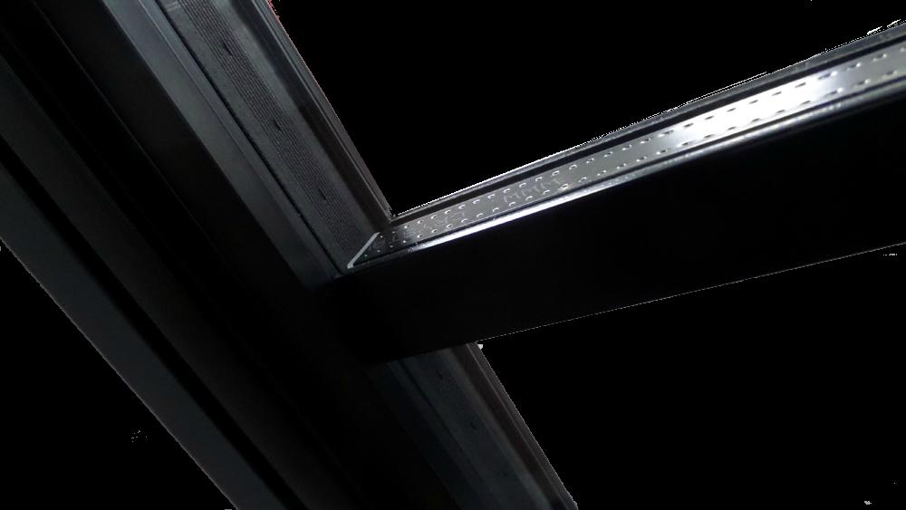 Heritage Aluminium window