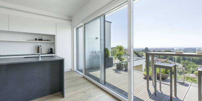 Internorm sliding doors