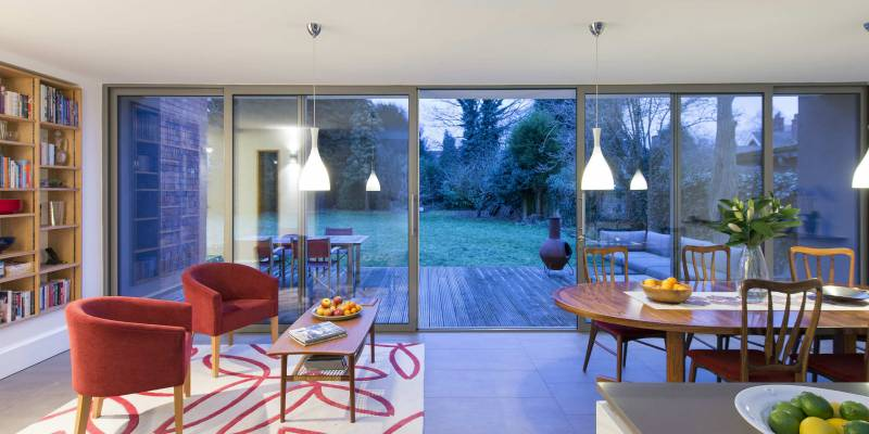 Origin Aluminium Sliding Doors