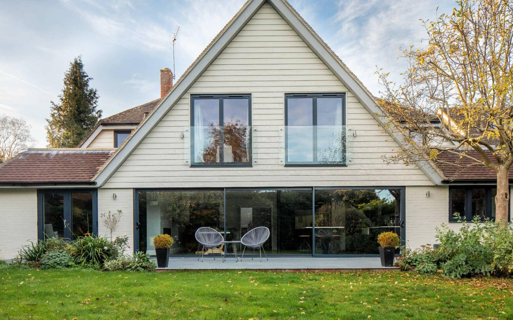 Recent window and door installations