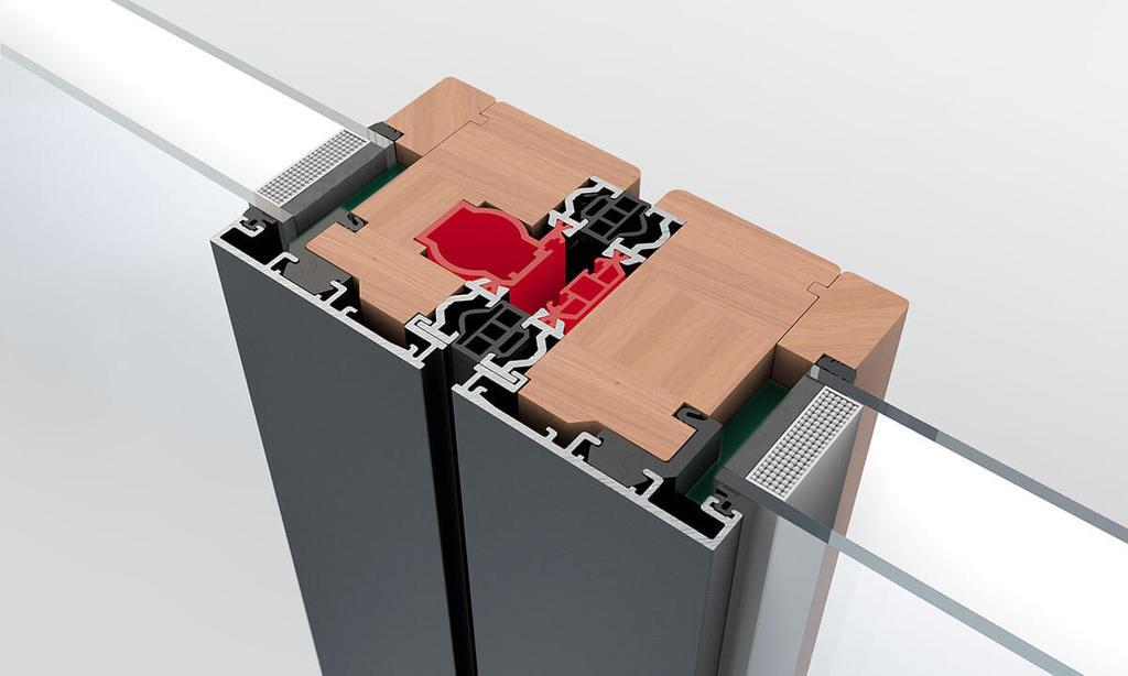 Solarlux Combiline bifold door