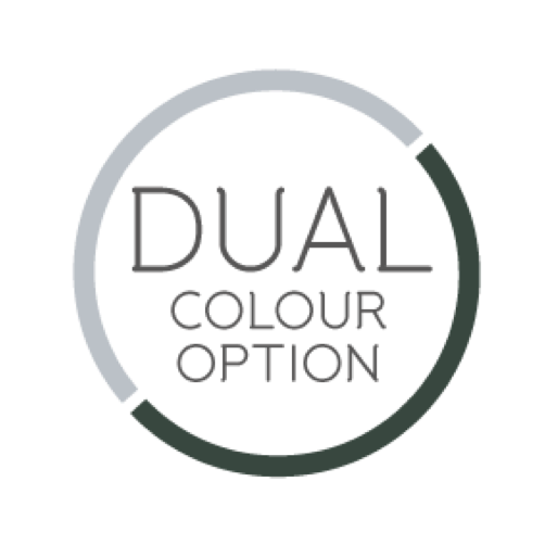 Dual Colour options