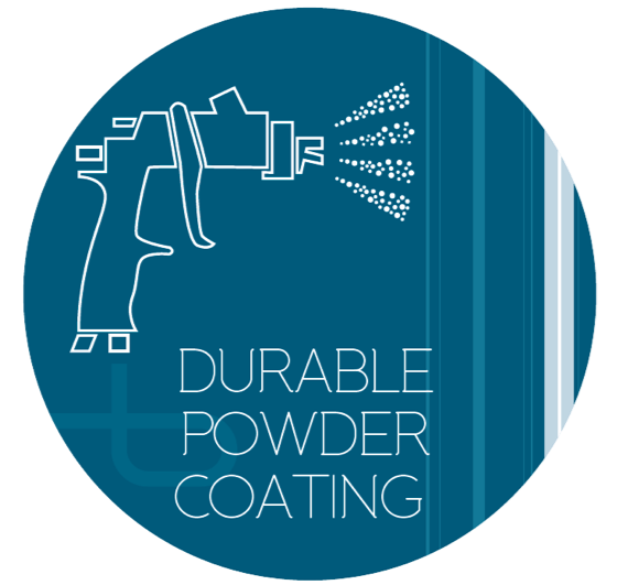 Durable Powder Coating