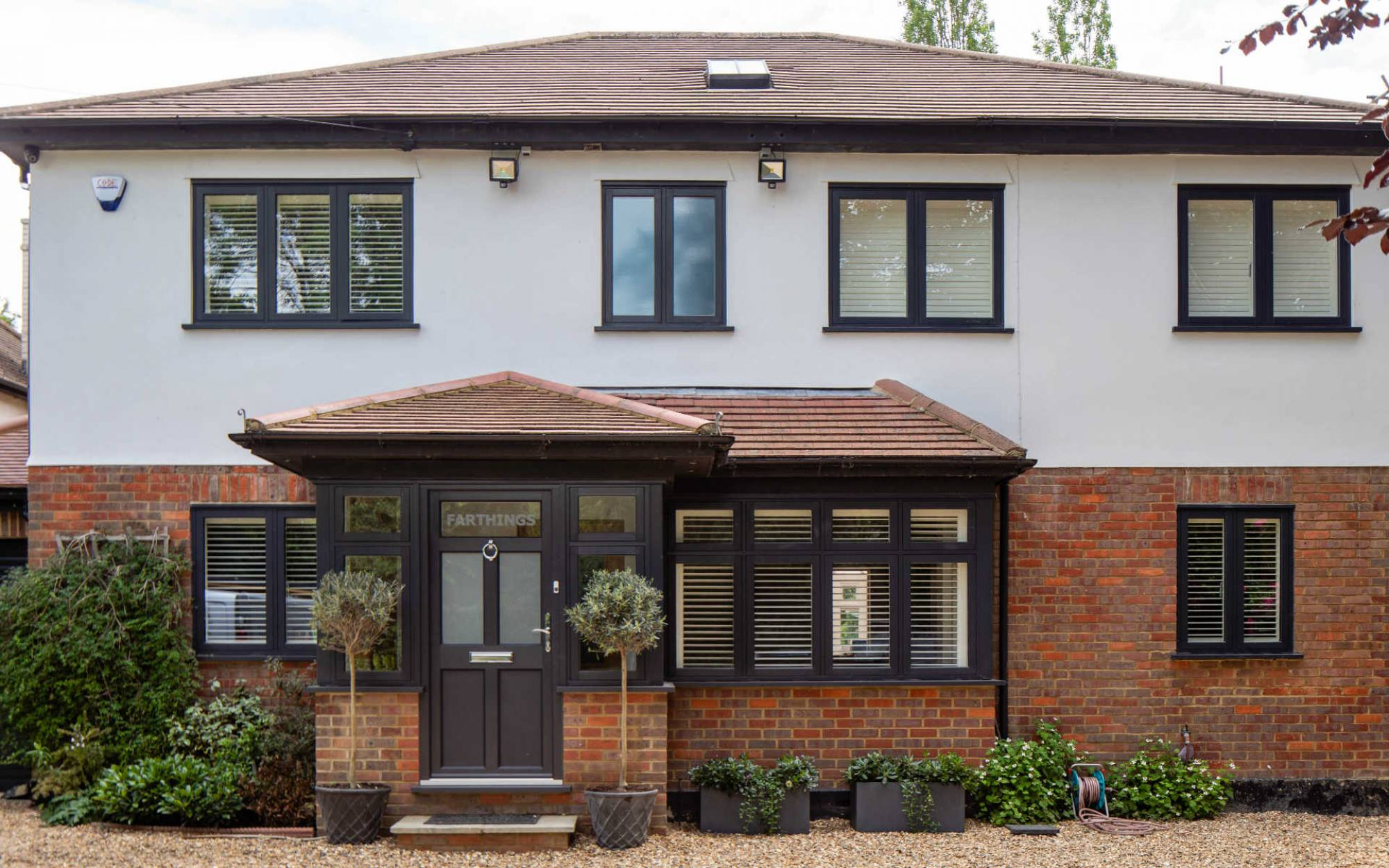 Timber Alternative Windows in Seer Green
