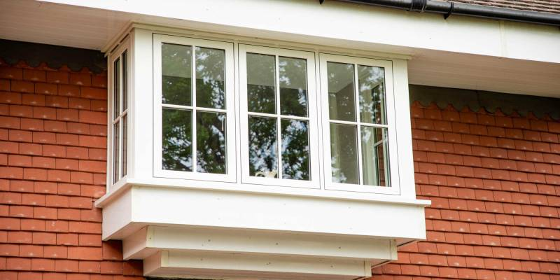 TIMBER FLUSH WINDOWS