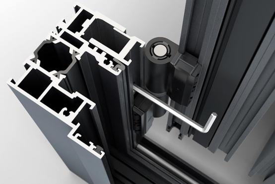 Solarlux Highline/Ecoline Aluminium bifold doors