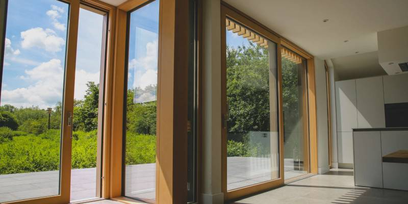 Internorm Large Sliding Doors