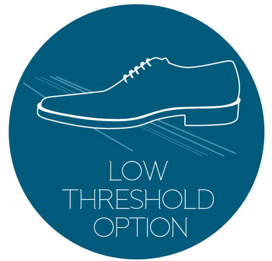 Low threshold option