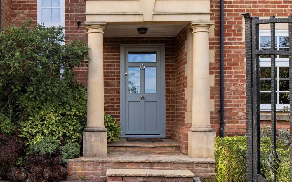 Timber Alternative front doors