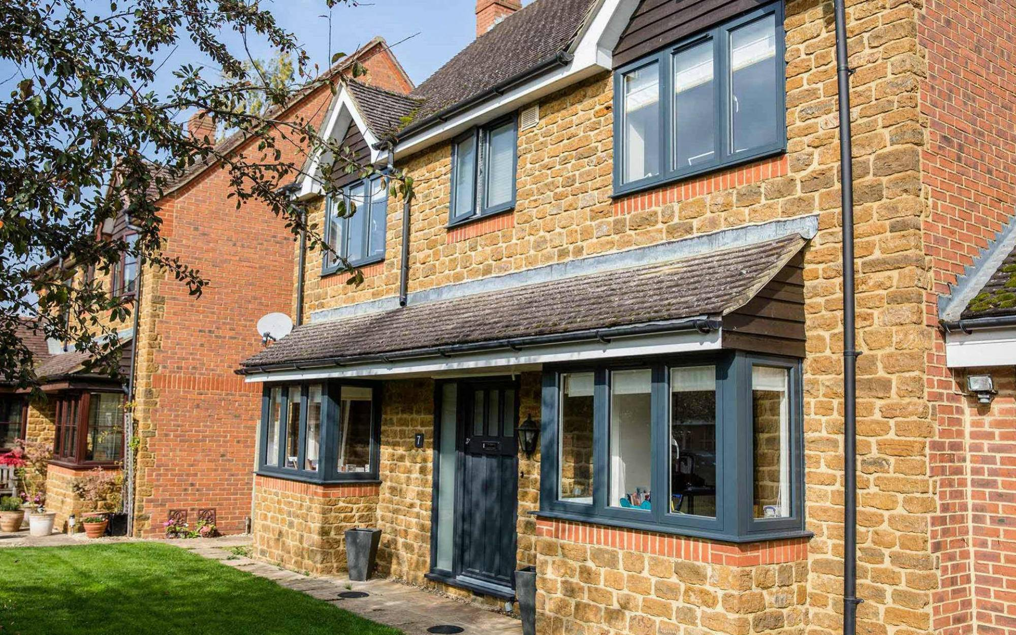 Aluminium Windows by Origin – Deddington