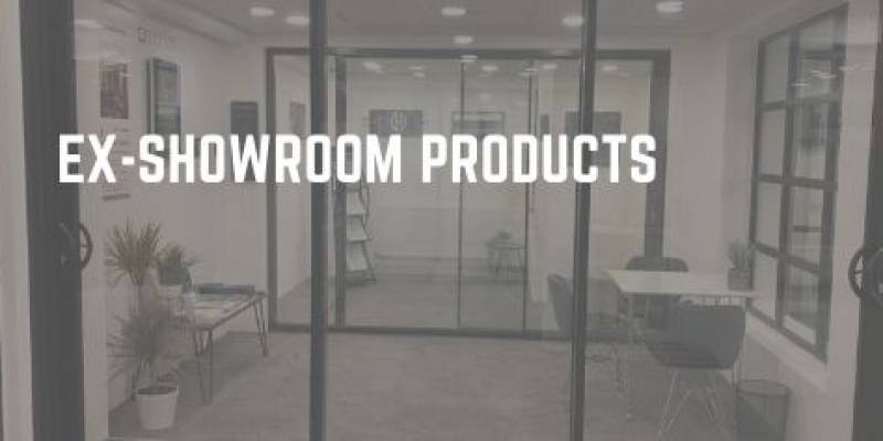 Ex showroom products