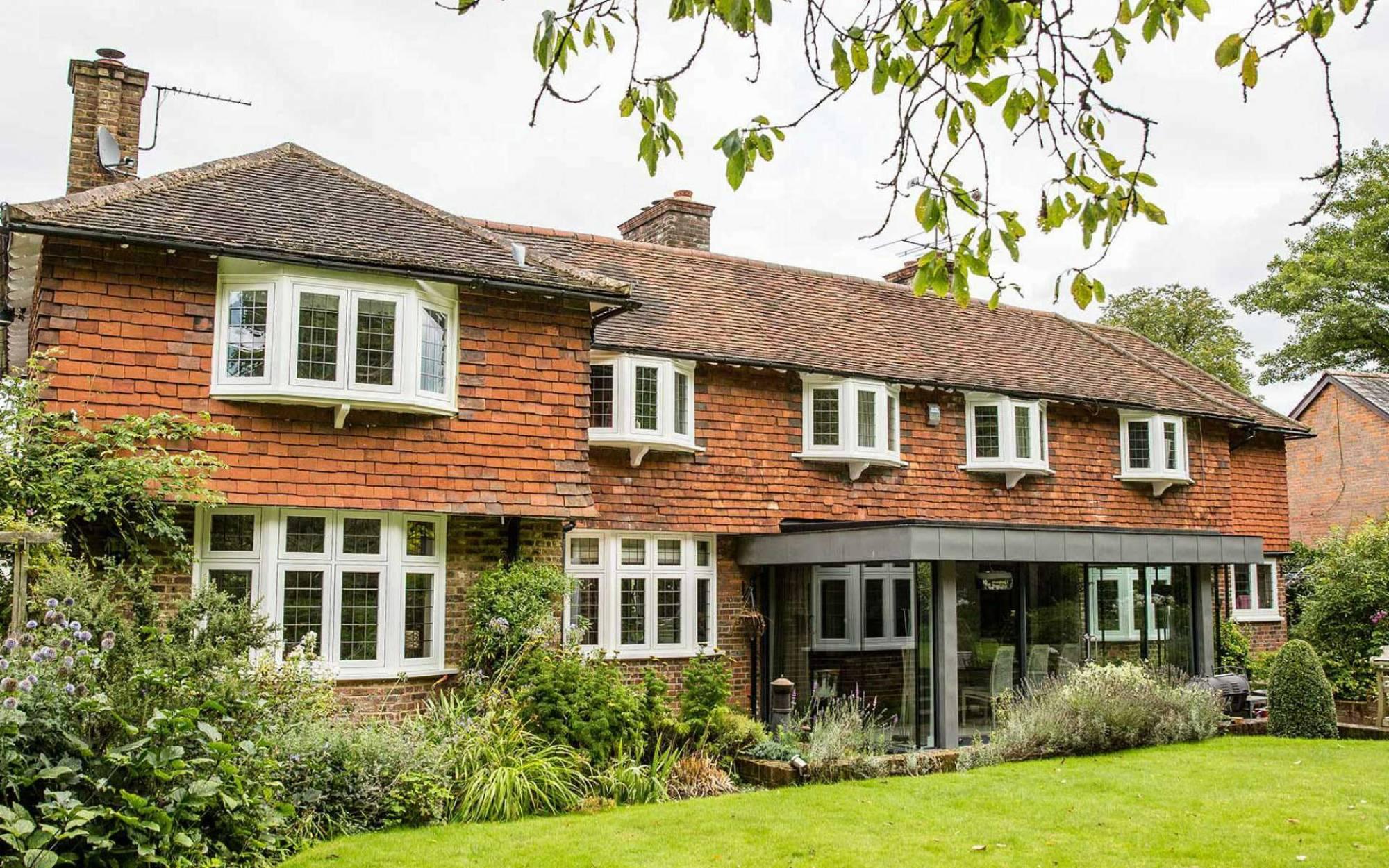 Timber alternative windows – High Wycombe