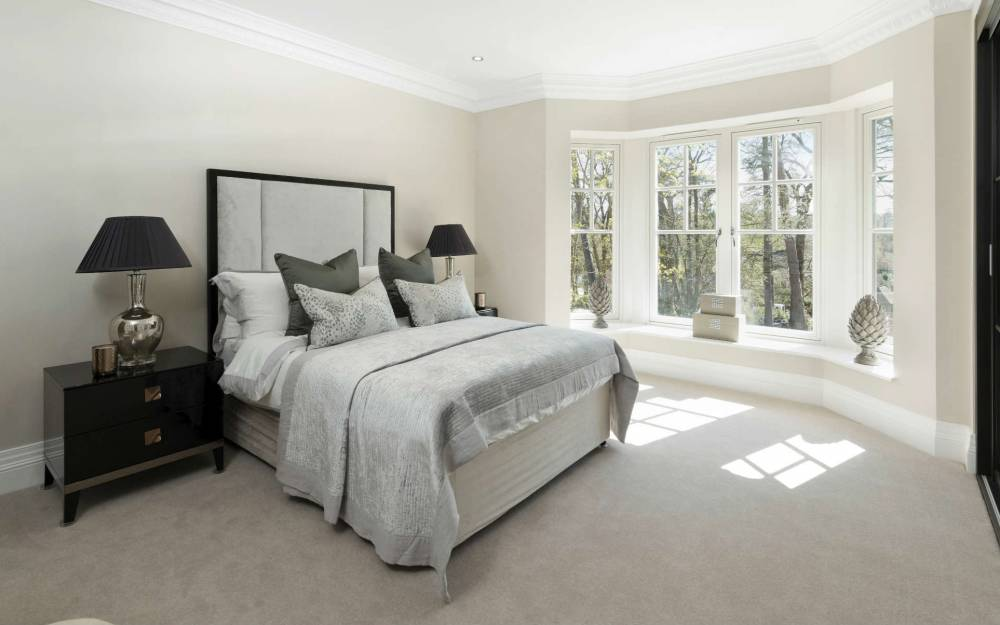 Noise reduction timber windows