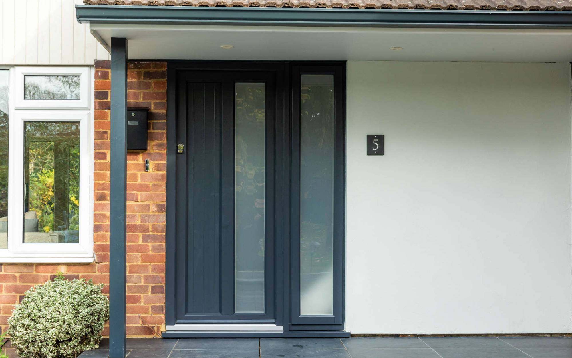 Timber alternative front door in Chalfont St Peter